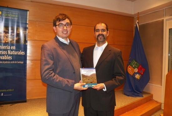Horacio Bown y Jorge Perez Quezada